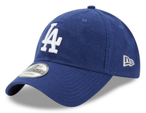 Los Angeles Dodgers New Era MLB 9Twenty Primary Core Classic Adjustable Hat - Bleacher Bum Collectibles, Toronto Blue Jays, NHL , MLB, Toronto Maple Leafs, Hat, Cap, Jersey, Hoodie, T Shirt, NFL, NBA, Toronto Raptors