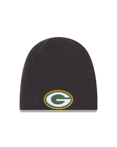 Unisex Green Bay Packers Basic Team Logo Reversible Toque Beanie - One Size - Bleacher Bum Collectibles, Toronto Blue Jays, NHL , MLB, Toronto Maple Leafs, Hat, Cap, Jersey, Hoodie, T Shirt, NFL, NBA, Toronto Raptors