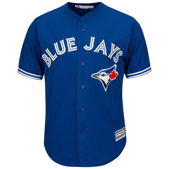 Men's Toronto Blue Jays Majestic Royal Alternate 3rd Cool Base Team Jersey - Bleacher Bum Collectibles, Toronto Blue Jays, NHL , MLB, Toronto Maple Leafs, Hat, Cap, Jersey, Hoodie, T Shirt, NFL, NBA, Toronto Raptors
