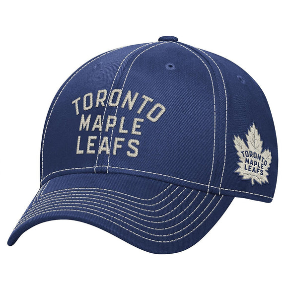 Toronto Maple Leafs 2017 NHL Official Center Ice Players Hat Cap NHL Hockey - Bleacher Bum Collectibles, Toronto Blue Jays, NHL , MLB, Toronto Maple Leafs, Hat, Cap, Jersey, Hoodie, T Shirt, NFL, NBA, Toronto Raptors