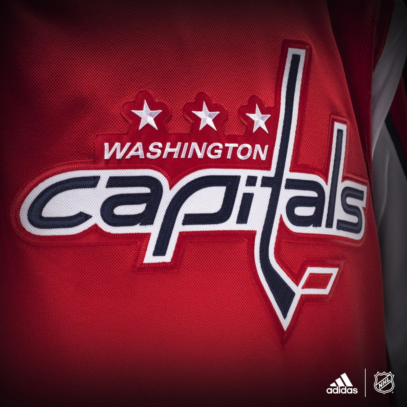 separation shoes ca421 9f0f2 Men's Washington Capitals adidas Home Red Authentic Pro ...