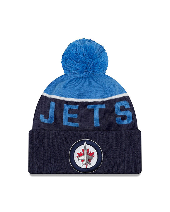 Winnipeg Jets NE 15 Sport Knit Beanie Toque NHL Hockey by New Era