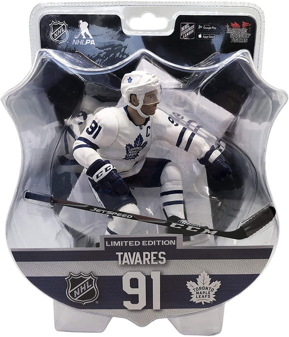 John Tavares Toronto Maple Leafs 2020-21 Unsigned Imports Dragon 6