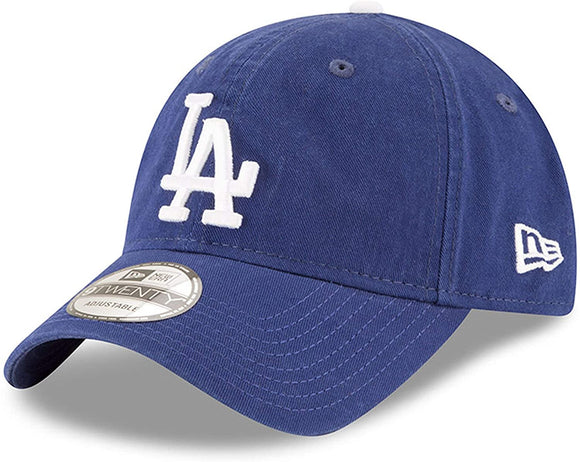 Los Angeles Dodgers Adjustable Strap 9Twenty Adjustable One Size New Era Hat Cap