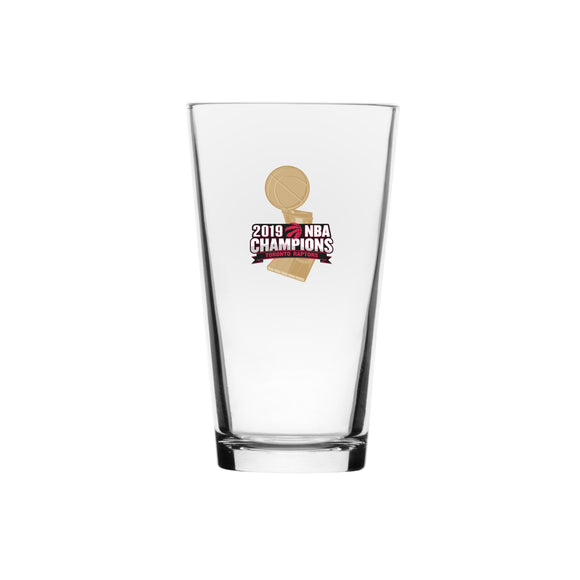 Toronto Raptors 2019 NBA Finals Champions NBA Basketball 16oz Clear Mixing Glass - Bleacher Bum Collectibles, Toronto Blue Jays, NHL , MLB, Toronto Maple Leafs, Hat, Cap, Jersey, Hoodie, T Shirt, NFL, NBA, Toronto Raptors