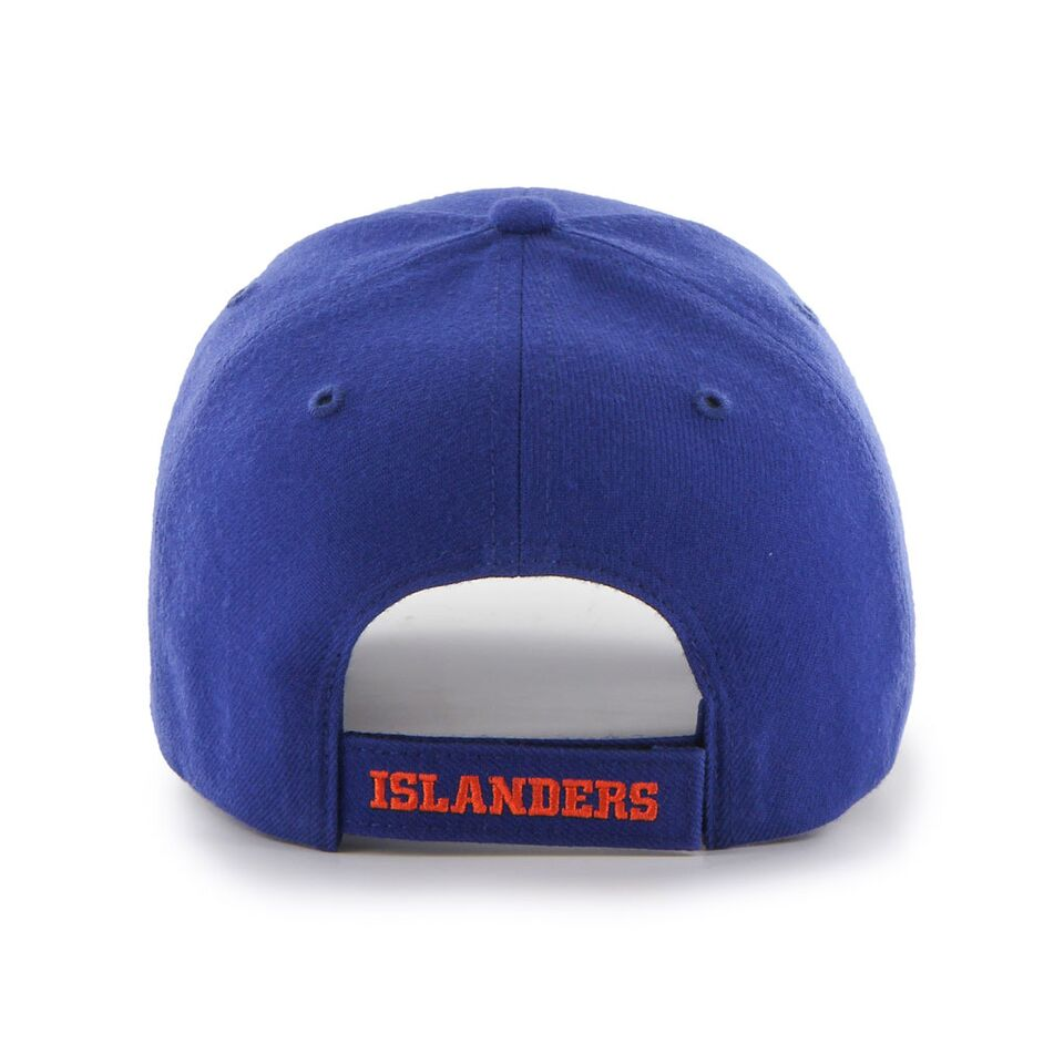pretty nice cb21b b34f2 ... low cost new york islanders 47 nhl mvp structured adjustable strap one  size fits most royal