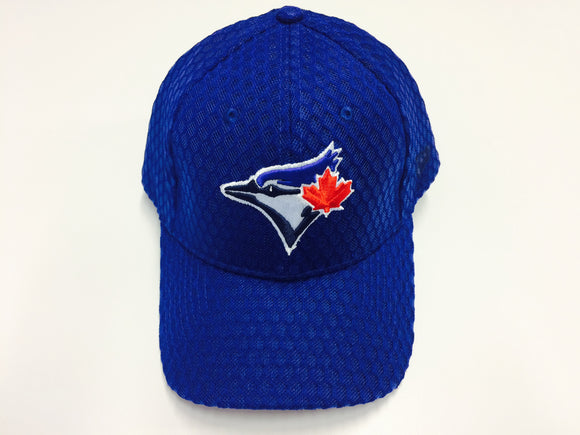 Toronto Blue Jays Honeycomb 9FORTY Snapback Adjustable Cap Hat - Size One Size