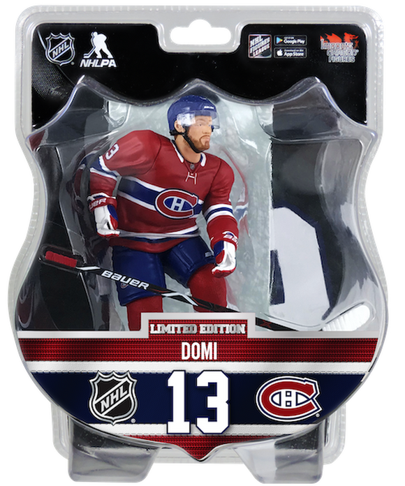 Max Domi Montreal Canadiens 2019-20 Unsigned Imports Dragon 6