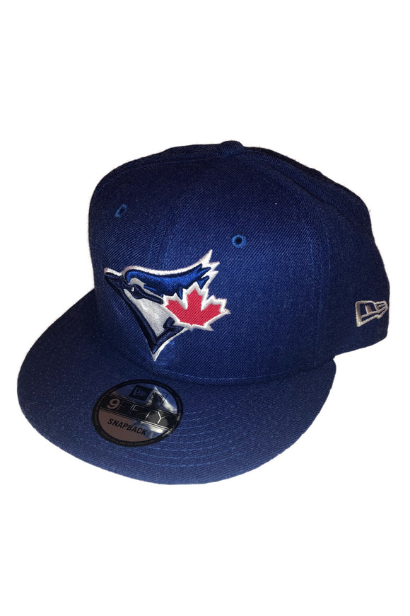 new style 8679b 4918e Toronto Blue Jays MLB New Era 9Fifty Heather Hype Snapback Hat Cap