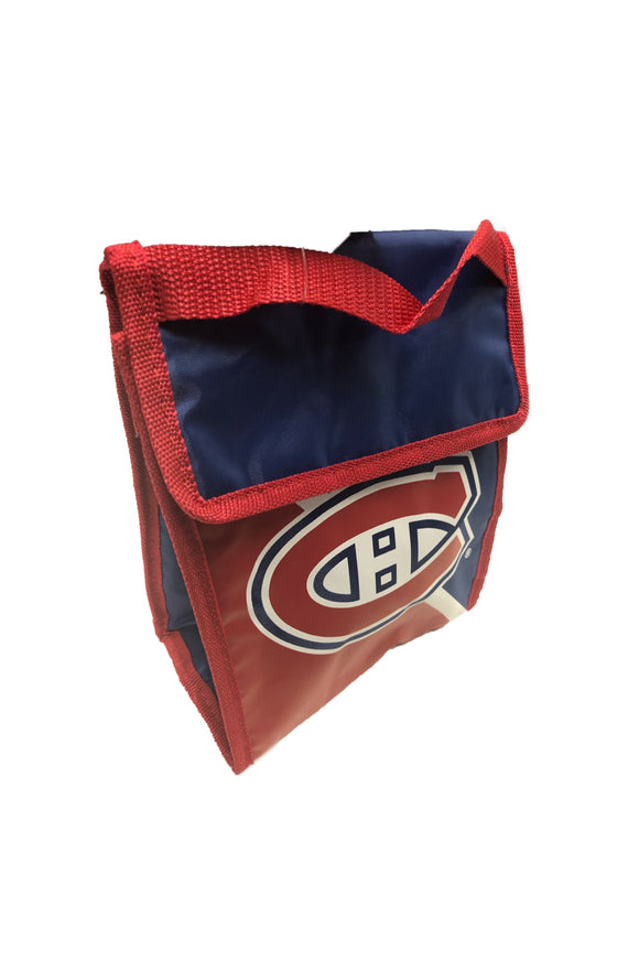 Montreal Canadiens Insulated Hot & Cold Gradient Lunch Bag By Forever Collectibles