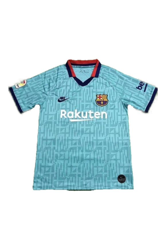 Men's 2019/20 Team Barcelona Football Club Teal 3rd Stadium Official Nike Jersey - Bleacher Bum Collectibles, Toronto Blue Jays, NHL , MLB, Toronto Maple Leafs, Hat, Cap, Jersey, Hoodie, T Shirt, NFL, NBA, Toronto Raptors