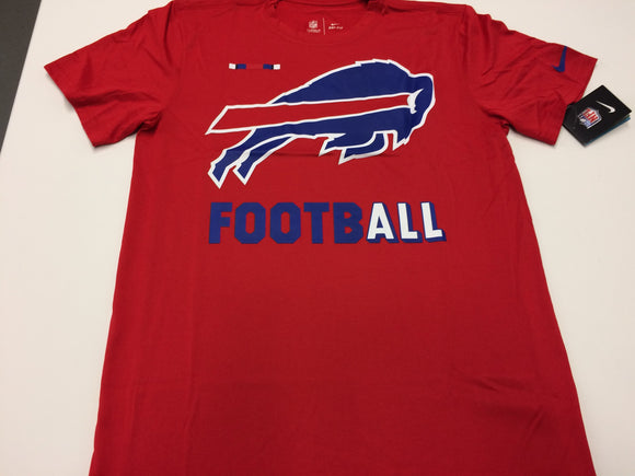 Men's Buffalo Bills Nike Red Sideline Legend Football Performance T-Shirt - Bleacher Bum Collectibles, Toronto Blue Jays, NHL , MLB, Toronto Maple Leafs, Hat, Cap, Jersey, Hoodie, T Shirt, NFL, NBA, Toronto Raptors