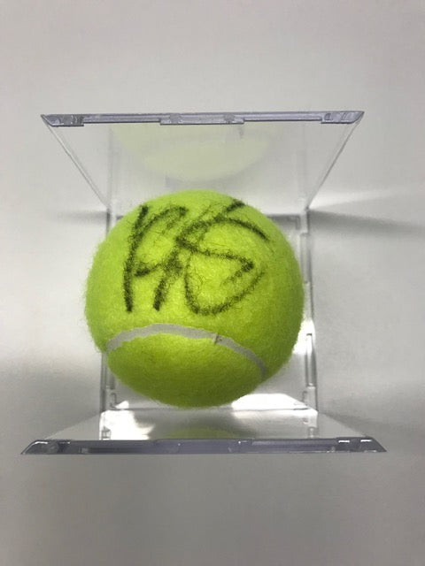 Bianca Andreescu Autographed Official Wilson US Open Tennis Ball - Bleacher Bum Collectibles, Toronto Blue Jays, NHL , MLB, Toronto Maple Leafs, Hat, Cap, Jersey, Hoodie, T Shirt, NFL, NBA, Toronto Raptors