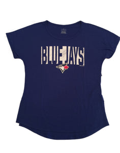 Toronto Blue Jays Youth Girls Home of Success Dolman Ultra T Shirt - Bleacher Bum Collectibles, Toronto Blue Jays, NHL , MLB, Toronto Maple Leafs, Hat, Cap, Jersey, Hoodie, T Shirt, NFL, NBA, Toronto Raptors