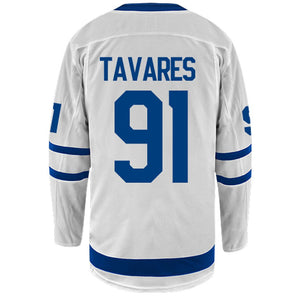 Men's Toronto Maple Leafs John Tavares Fanatics Branded White Away Breakaway – Player Jersey - Bleacher Bum Collectibles, Toronto Blue Jays, NHL , MLB, Toronto Maple Leafs, Hat, Cap, Jersey, Hoodie, T Shirt, NFL, NBA, Toronto Raptors