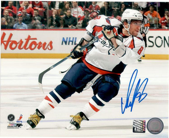 Alexander Ovechkin Washington Capitals Autographed 8x10 Photo Picture - Multiple Poses - Bleacher Bum Collectibles, Toronto Blue Jays, NHL , MLB, Toronto Maple Leafs, Hat, Cap, Jersey, Hoodie, T Shirt, NFL, NBA, Toronto Raptors
