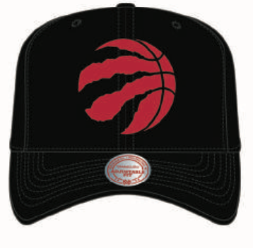 Toronto Raptors Team Ground Black Hat Red Logo NBA Basketball Mitchell & Ness Flex Fit Snapback Cap - Bleacher Bum Collectibles, Toronto Blue Jays, NHL , MLB, Toronto Maple Leafs, Hat, Cap, Jersey, Hoodie, T Shirt, NFL, NBA, Toronto Raptors