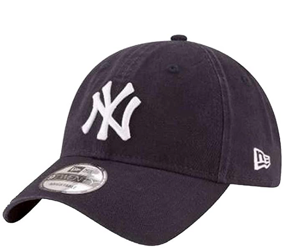 New York Yankees Adjustable Strap 9Twenty Adjustable One Size New Era Hat Cap