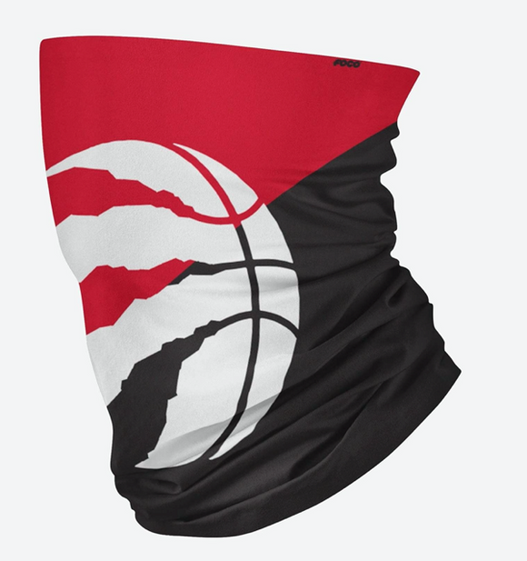 Youth Toronto Raptors NBA Basketball Team Gaiter Scarf Face Covering