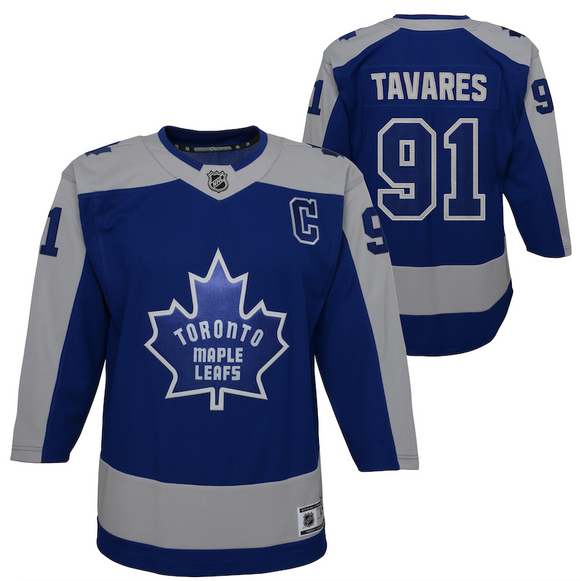 Youth Toronto Maple Leafs John Tavares Royal 2020/21 - Special Edition Player Jersey