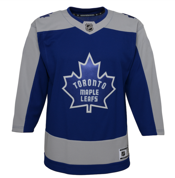 Toronto Maple Leafs Royal Special Edition Premier Kids Hockey Jersey - Multiple Sizes