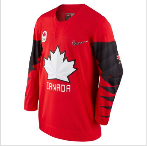 2018 Team Canada Nike Hockey Olympic Red Replica Jersey - Men's - Bleacher Bum Collectibles, Toronto Blue Jays, NHL , MLB, Toronto Maple Leafs, Hat, Cap, Jersey, Hoodie, T Shirt, NFL, NBA, Toronto Raptors