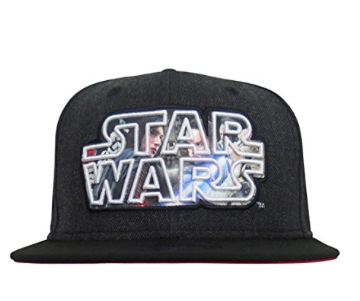 ... Star Wars The Last Jedi Episode VS Logo Snapback 9fifty Hat ... bff5ddedb0f