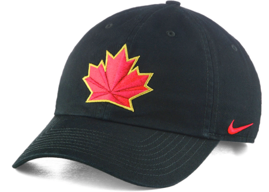 2018 Team Canada Hockey Nike IIHF Olympics H86 Adjustable Rink Slouch Buckle Cap - Multiple Colours - Bleacher Bum Collectibles, Toronto Blue Jays, NHL , MLB, Toronto Maple Leafs, Hat, Cap, Jersey, Hoodie, T Shirt, NFL, NBA, Toronto Raptors