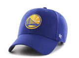 Golden State Warriors MVP Blue Hat Cap Adjustable Strap One Size Fits Most - Bleacher Bum Collectibles, Toronto Blue Jays, NHL , MLB, Toronto Maple Leafs, Hat, Cap, Jersey, Hoodie, T Shirt, NFL, NBA, Toronto Raptors