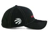 Toronto Raptors New Era NBA Solid Team Hit Wordmark 9TWENTY Buckle Adjustable Hat Cap - Bleacher Bum Collectibles, Toronto Blue Jays, NHL , MLB, Toronto Maple Leafs, Hat, Cap, Jersey, Hoodie, T Shirt, NFL, NBA, Toronto Raptors