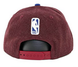 Cleveland Cavaliers NBA New Era 9Fifty Heather Hype Snapback Hat Cap Wine - Bleacher Bum Collectibles, Toronto Blue Jays, NHL , MLB, Toronto Maple Leafs, Hat, Cap, Jersey, Hoodie, T Shirt, NFL, NBA, Toronto Raptors
