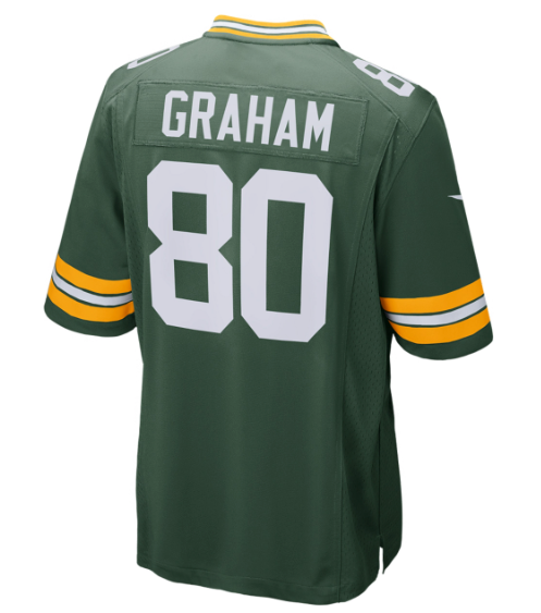 Men's Green Bay Packers Jimmy Graham Nike Green Vapor Untouchable Limited Player Jersey - Bleacher Bum Collectibles, Toronto Blue Jays, NHL , MLB, Toronto Maple Leafs, Hat, Cap, Jersey, Hoodie, T Shirt, NFL, NBA, Toronto Raptors