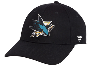 Men's San Jose Sharks Basic Fan Structured Adjustable Strap One Size Fits Most Hat Cap - Bleacher Bum Collectibles, Toronto Blue Jays, NHL , MLB, Toronto Maple Leafs, Hat, Cap, Jersey, Hoodie, T Shirt, NFL, NBA, Toronto Raptors