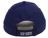 Men's Columbus Blue Jackets Basic Fan Structured Adjustable Strap One Size Fits Most Hat Cap - Bleacher Bum Collectibles, Toronto Blue Jays, NHL , MLB, Toronto Maple Leafs, Hat, Cap, Jersey, Hoodie, T Shirt, NFL, NBA, Toronto Raptors