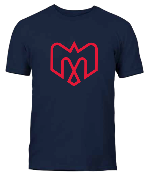 Men's Montreal Alouettes Navy Primary Logo CFL Football T Shirt - Multiple Sizes - Bleacher Bum Collectibles, Toronto Blue Jays, NHL , MLB, Toronto Maple Leafs, Hat, Cap, Jersey, Hoodie, T Shirt, NFL, NBA, Toronto Raptors