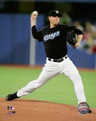 Toronto Blue Jays 8x10 Picture MLB Roy Halladay Hall Of Fame - Multiple Poses