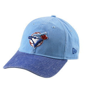 Toronto Blue Jays Heritage Series New Era Cap Hat 9Twenty Adjustable Strap OSFM - Bleacher Bum Collectibles, Toronto Blue Jays, NHL , MLB, Toronto Maple Leafs, Hat, Cap, Jersey, Hoodie, T Shirt, NFL, NBA, Toronto Raptors