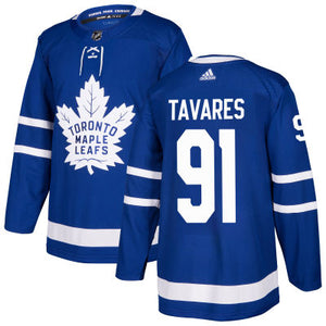Men's Toronto Maple Leafs John Tavares adidas Blue Authentic Player Hockey Jersey - Bleacher Bum Collectibles, Toronto Blue Jays, NHL , MLB, Toronto Maple Leafs, Hat, Cap, Jersey, Hoodie, T Shirt, NFL, NBA, Toronto Raptors