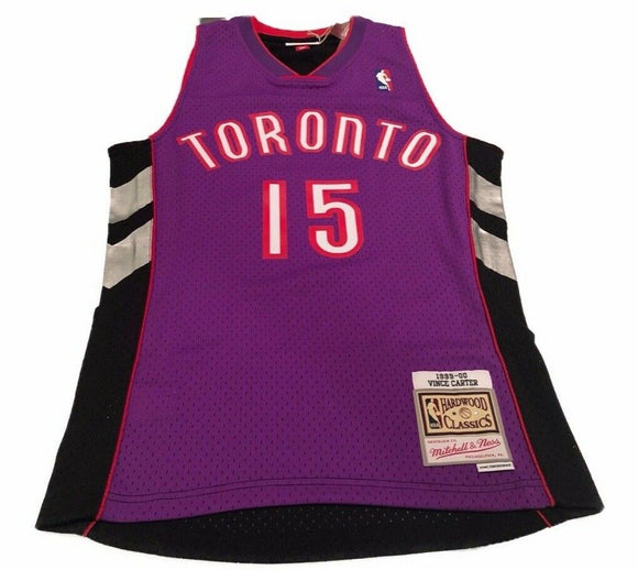 Men's Toronto Raptors Vince Carter Mitchell & Ness Purple 1999-00 Hardwood Classics Swingman Jersey - Bleacher Bum Collectibles, Toronto Blue Jays, NHL , MLB, Toronto Maple Leafs, Hat, Cap, Jersey, Hoodie, T Shirt, NFL, NBA, Toronto Raptors