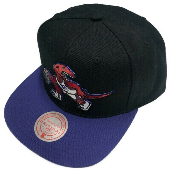 Toronto Raptors Tuff Weld Hat Retro Red Logo NBA Basketball Mitchell & Ness Snapback Cap - Bleacher Bum Collectibles, Toronto Blue Jays, NHL , MLB, Toronto Maple Leafs, Hat, Cap, Jersey, Hoodie, T Shirt, NFL, NBA, Toronto Raptors