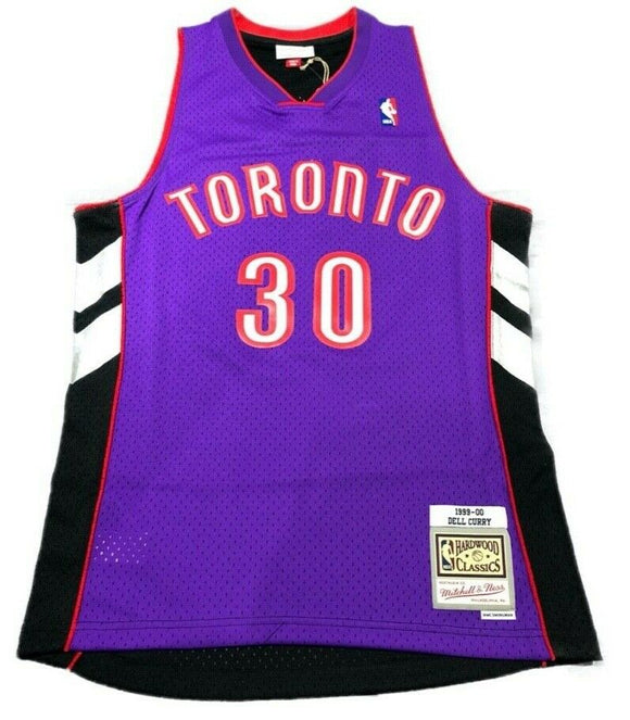 Men's Toronto Raptors Dell Curry Mitchell & Ness Purple 1999-00 Hardwood Classics Swingman Jersey - Bleacher Bum Collectibles, Toronto Blue Jays, NHL , MLB, Toronto Maple Leafs, Hat, Cap, Jersey, Hoodie, T Shirt, NFL, NBA, Toronto Raptors