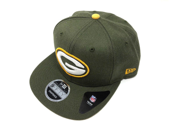 Green Bay Packers NFL New Era 9Fifty Heather Hype Snapback Hat Cap Green - Bleacher Bum Collectibles, Toronto Blue Jays, NHL , MLB, Toronto Maple Leafs, Hat, Cap, Jersey, Hoodie, T Shirt, NFL, NBA, Toronto Raptors