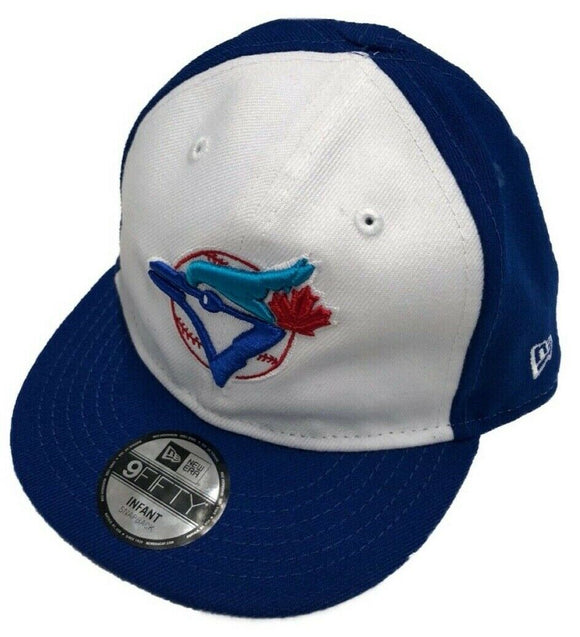 Infant Toronto Blue Jays New Era Royal My 1st 9FIFTY Adjustable Cooperstown Hat