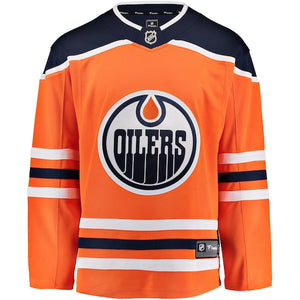 factory authentic 01dce c8ecb Men's Edmonton Oilers Fanatics Branded Royal Breakaway - Blank Jersey