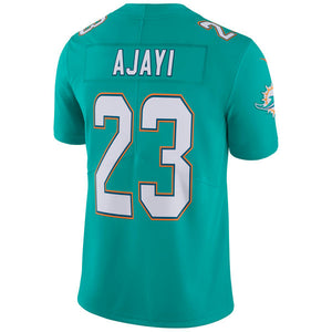 new product 70a47 c191b Men's Miami Dolphins Jay Ajayi Nike Aqua Vapor Untouchable Limited Player  Jersey