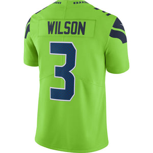 Men's Seattle Seahawks Russell Wilson Nike Neon Green Vapor Untouchable Color Rush Limited Player Jersey - Bleacher Bum Collectibles, Toronto Blue Jays, NHL , MLB, Toronto Maple Leafs, Hat, Cap, Jersey, Hoodie, T Shirt, NFL, NBA, Toronto Raptors