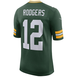 Men's Green Bay Packers Aaron Rodgers Nike Vapour Untouchable Green Limited Player Jersey - Bleacher Bum Collectibles, Toronto Blue Jays, NHL , MLB, Toronto Maple Leafs, Hat, Cap, Jersey, Hoodie, T Shirt, NFL, NBA, Toronto Raptors