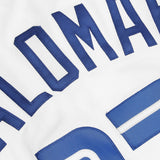 Men's Toronto Blue Jays Roberto Alomar Majestic White Home Cool Base Cooperstown Collection Player Jersey - Bleacher Bum Collectibles, Toronto Blue Jays, NHL , MLB, Toronto Maple Leafs, Hat, Cap, Jersey, Hoodie, T Shirt, NFL, NBA, Toronto Raptors