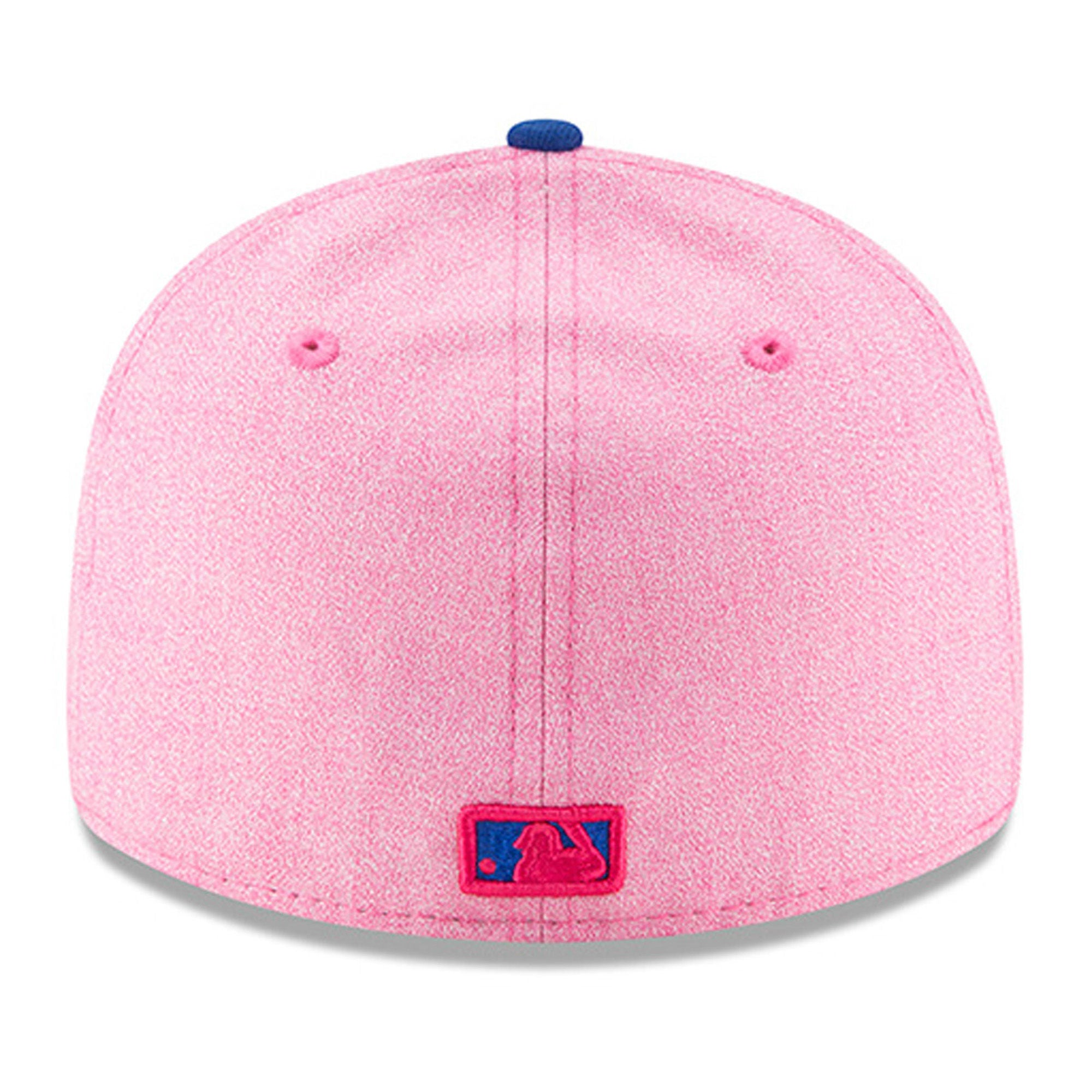 856c6d2dfe3 ... cheap mens new era pink royal toronto blue jays 2018 mothers day on  field 59fifty d8a56