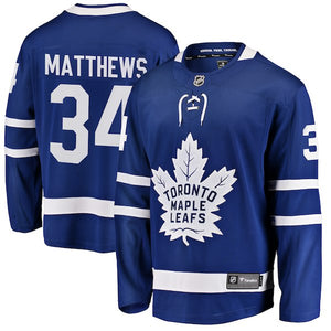 Men's Toronto Maple Leafs Auston Matthews Fanatics Branded Royal Breakaway - Player Jersey - Bleacher Bum Collectibles, Toronto Blue Jays, NHL , MLB, Toronto Maple Leafs, Hat, Cap, Jersey, Hoodie, T Shirt, NFL, NBA, Toronto Raptors